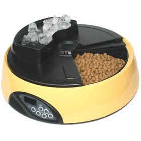 Автокормушка для собак Feed-Ex PF1 с емкостью для льда для любого корма