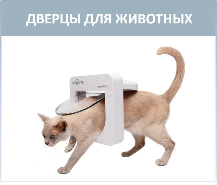 Каталог дверцы для кошек и собак
