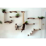 Игровой настенный комплек для кошек Сад ModernCat