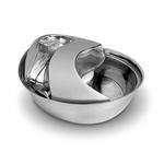 Стальная поилка для кошек и собак Raindrop Premium Stainless Steel