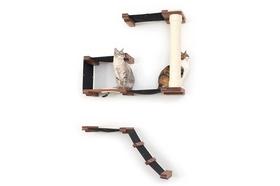 Игровой настенный комплек для кошек Форт ModernCat