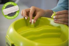 Замена таблетки Dental Care  в поилке