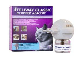 Модулятор поведения для кошек Феливей Feliway флакон и диффузор