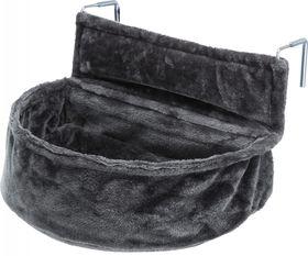 Лежак - гамак на радиатор XXL Trixie 43138 для кошек с серой вставкой
