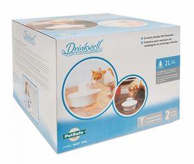 Керамический питьевой фонтан PetSafe Drinkwell Avalon упаковка