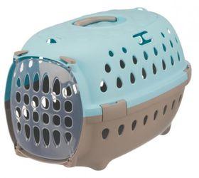 Переноска пластиковая Tinos для животных до 6 кг