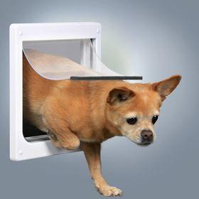 Дверца для маленьких пород собак XS-S Trixie 3877