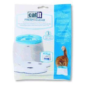 Сменные фильтры для поилок Catit Small, Catit Design, Dogit Design