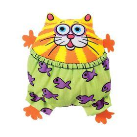 FatCat игрушка для кошек с кошачьей мятой Толстый забавный зверек