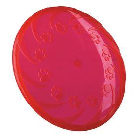 Диск Фрисби силиконовый 18 см Trixie 33505