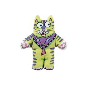 Игрушка для кошки с кошачьей мятой Kitten Little Fat Cat 65144