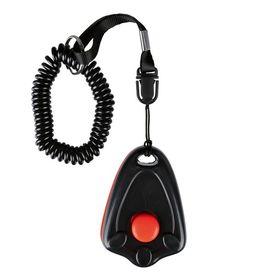 Кликкер кнопочный с креплением на запястье Trixie 2287