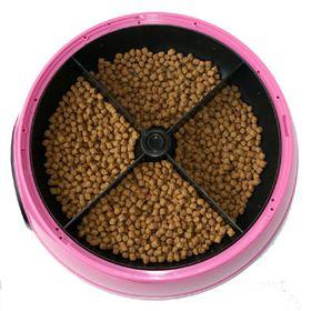 Автоматическая кормушка для кошек и собак FeedEx PF2 на 4 кормления для любого корма