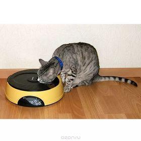 Программируемая кормушка для кошек и собак FeedEx PF2 на 4 кормления для любого корма