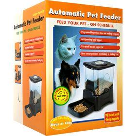 Автоматическая кормушка для собак Feed-Ex PF5