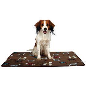 Лежак для собак флисовый FunDogs Trixie 37124