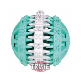 Мяч каучуковый DentaFan 7,5 см для чистки зубов Trixie 32942