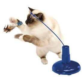 Электронная дразнилка игрушка для кошки Ferplast Raptor