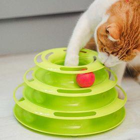 Пирамидка игрушка для кошек Ferplast Twister