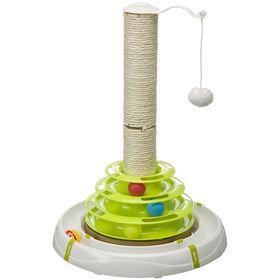 Игрушка для кошек Ferplast Twister и Magic Tower