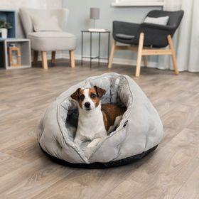 Большой лежак домик для собак и кошек Feather Trixie 36856