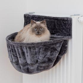 Лежак - гамак на радиатор XXL Trixie 43138 для кошек
