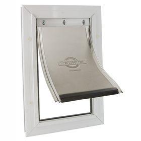 Алюминиевая дверь для собак Staywell Medium 620 ML для собак до 18 кг