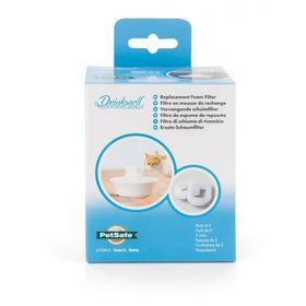 Губчатые фильтры для всех керамических и стального фонтана Drinkwell Petsafe упаковка