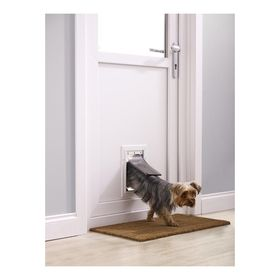 Алюминиевая дверь Staywell Small 600ML для кошек и собак до 7 кг