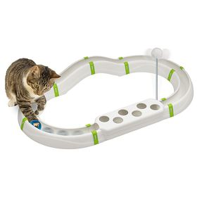 Игрушка для кошки Трек с мячиком Ferplast Labyrinth