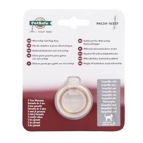 Ключ брелок для дверок PetSafe Microchip  в упаковке