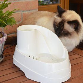 Автопоилка Ferplast Vega Fontanella для кошек