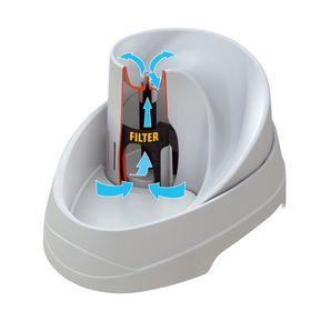 Поилка Vega схема подачи воды