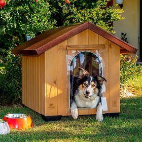 Купить шторку для будки собаки