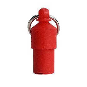 Универсальный ключ-брелок для дверок с микрочипами Ferplast, PetSafe, SureFlap красный