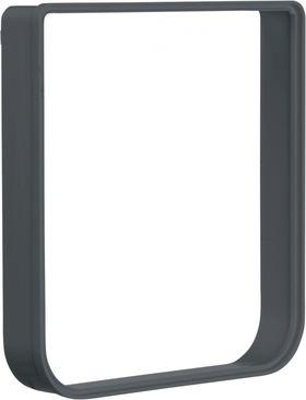 Дополнительный элемент туннеля для увеличенной дверцы XL Trixie 44272 серый